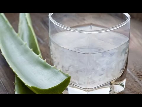 How to make aloe vera juice at home || Stay Beautiful