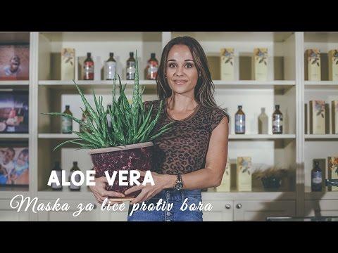 Aloe Vera Maska Protiv Bora