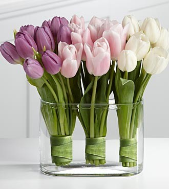 cvetni aranzman sa lalama