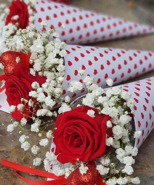 ruze za dan zaljubljenih